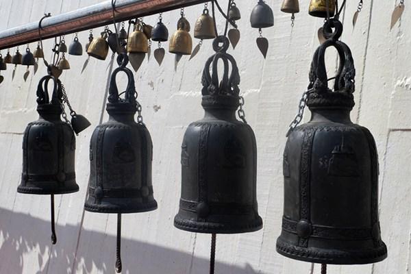 Glocken im Tempel