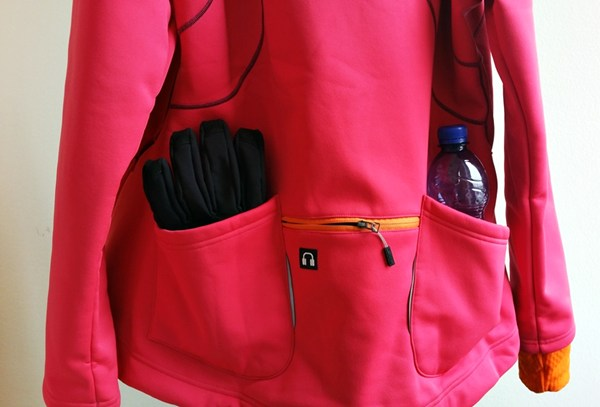 Testbericht Damen-Winter-Fahrradjacke Ksyrium Elite Thermo Jacket von Mavic