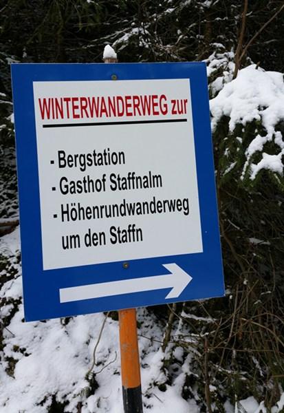winterwandern im chiemgau