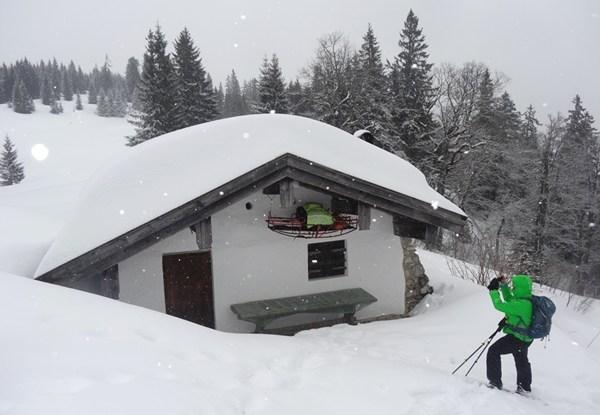 Bergwachthütte Hörndlalm