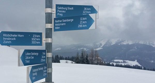 An der Schwarzeck Bergstation