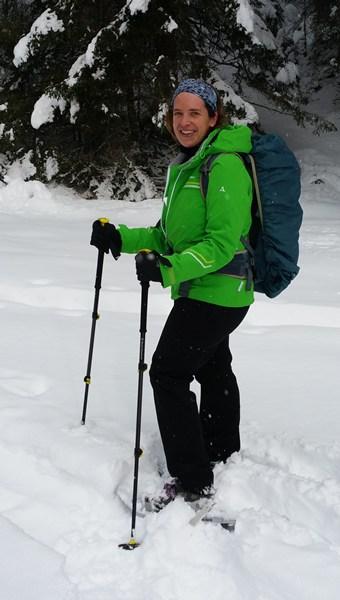 Gipfelglück im Winter 15/16