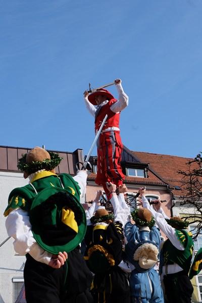 Im Chiemgau hat der Frühling den Winter besiegt.