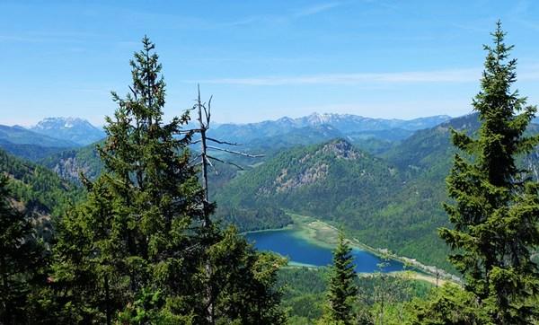See 3 im Dreiseengebiet, der westlichste: Weitsee