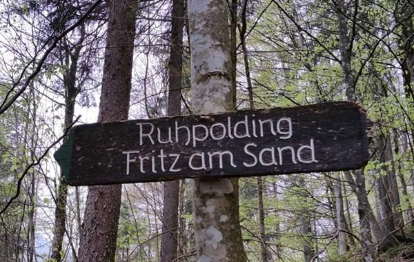 Nach Fritz am Sand