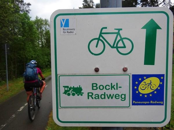 Auf dem Bockl-Radweg – eine Radtour in der Oberpfalz