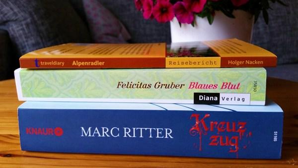 Bücherglück – ein paar Gipfelglück Buchtipps (1)