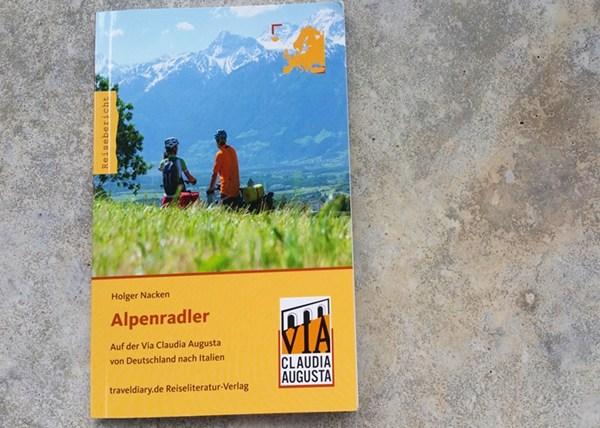 Alpenüberquerung auf der Via Claudia Augusta von Holger Nacken