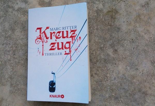 Zugspitz-Thriller von Marc Ritter: Kreuzzug