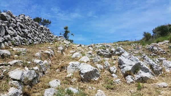 Auf zum 2. Gipfel auf Capri