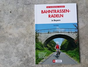 Bahntrassen-Radeln aus dem J. Berg Verlag