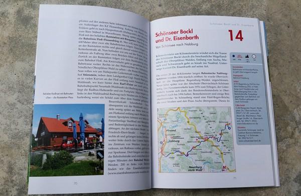Bocklradweg im Radlführer Teil 3
