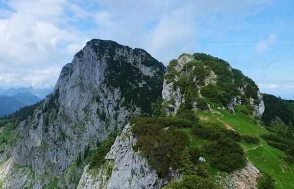 Gipfelbuch: Benediktenwand-Überschreitung