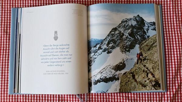 Hütten, Berge und die Philosophie von allem