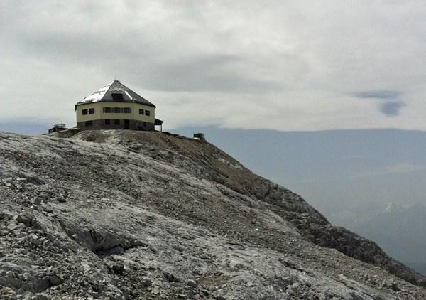 Das Matrashaus am Hochkönig