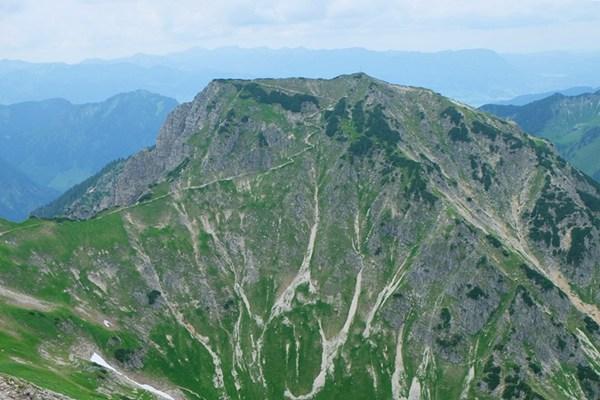 Das Gaishorn - Ziel für die nächste Reise ins Tannheimer Tal