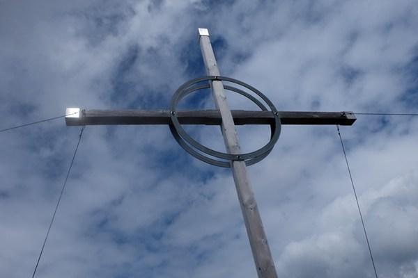Gipfelkreuz Bscheißer
