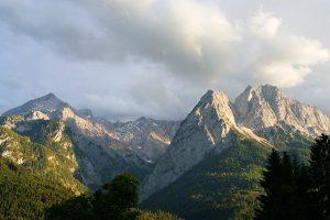 Wetterstein Zugspitz Region