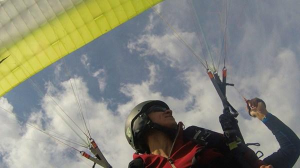 Obenbleiben oder Runterfliegen? Outdoor-Aktivitäten rund um die Kreuzalm in der Zugspitzregion