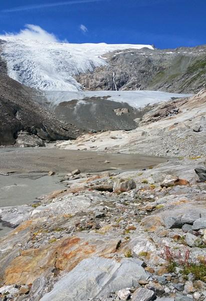 Highlight bei der Gletscherwanderung Ins Ewige Eis in Osttirol