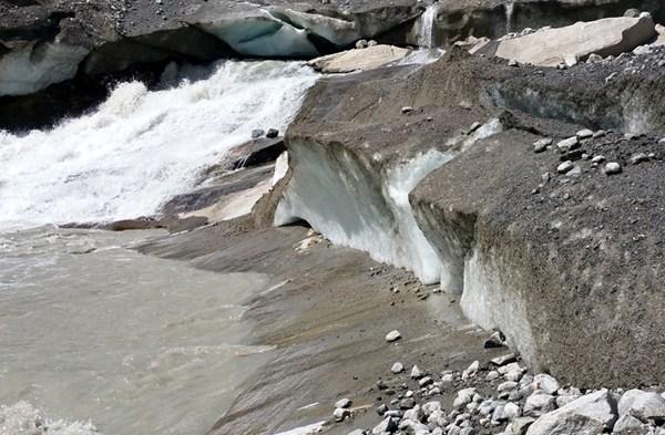 Schlatenkees im Nationalpark Hohe Tauern