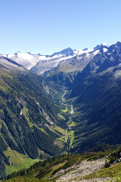 Traumtag in den Zillertaler Alpen