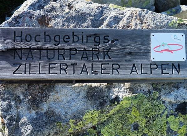 Wandern im Hochgebirgs-Naturpark Zillertaler Alpen