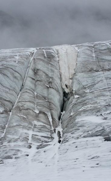 Gletscherwanderung im Pitztal
