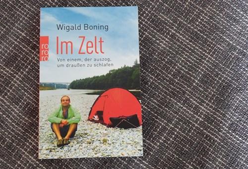"""Wigald Boning """"Im Zelt"""""""