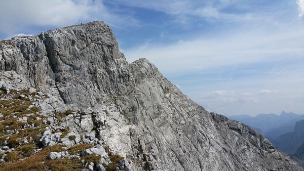 Gipfelbuch Kammerlinghorn 2.484m