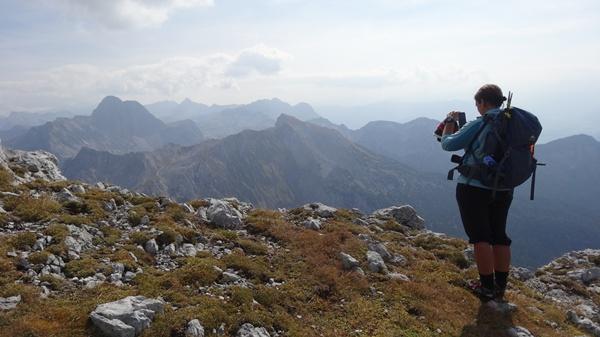 Gipfelglück am Kammerlinghorn Foto: @bergundball