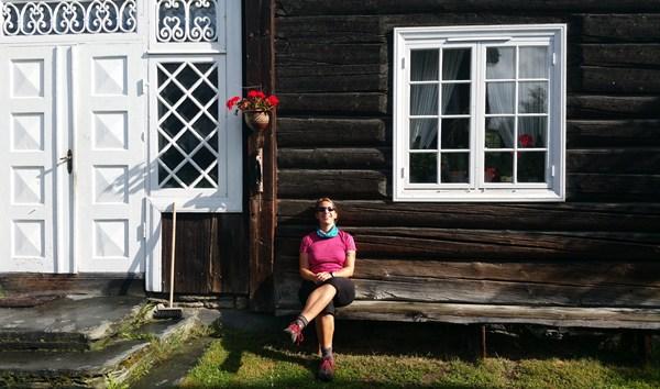 Gipfelglück pilgert. In Norwegen.