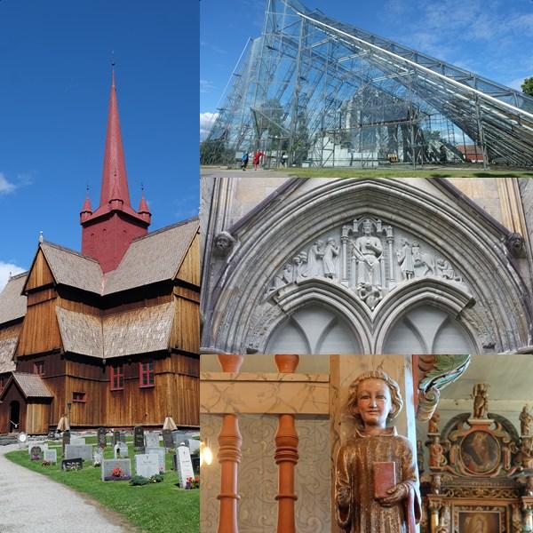 Unterwegs: Christliche Kultur auf dem Olavsweg