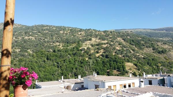 Pampaneira in der Sierra Nevada