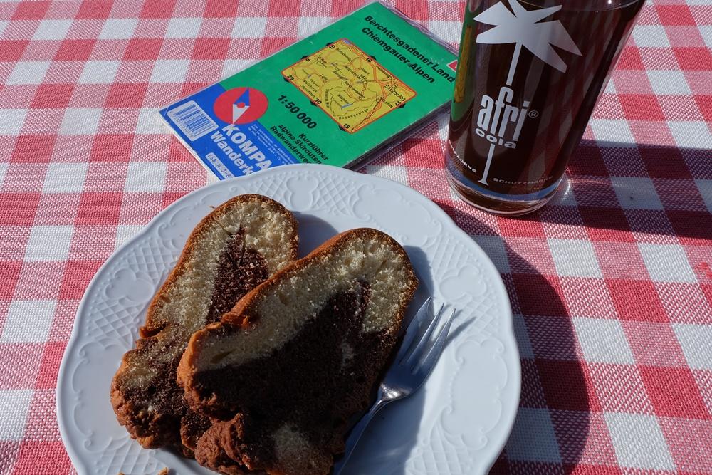 Kuchen mit Aussicht: Gugelhupf
