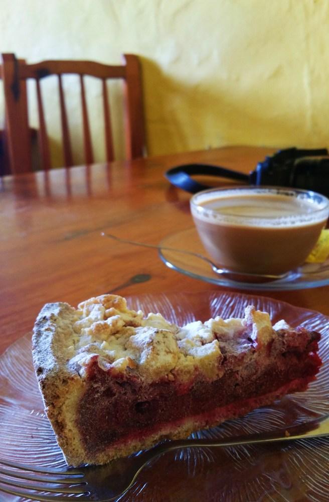 Kuchenpause in Teguise/ Lanzarote