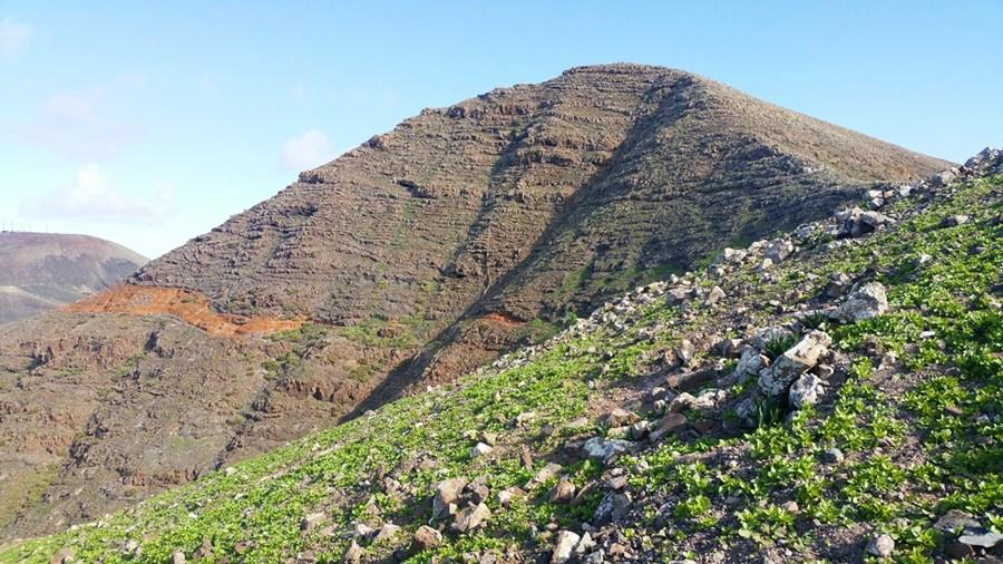 Einsamkeit am Pico Redondo