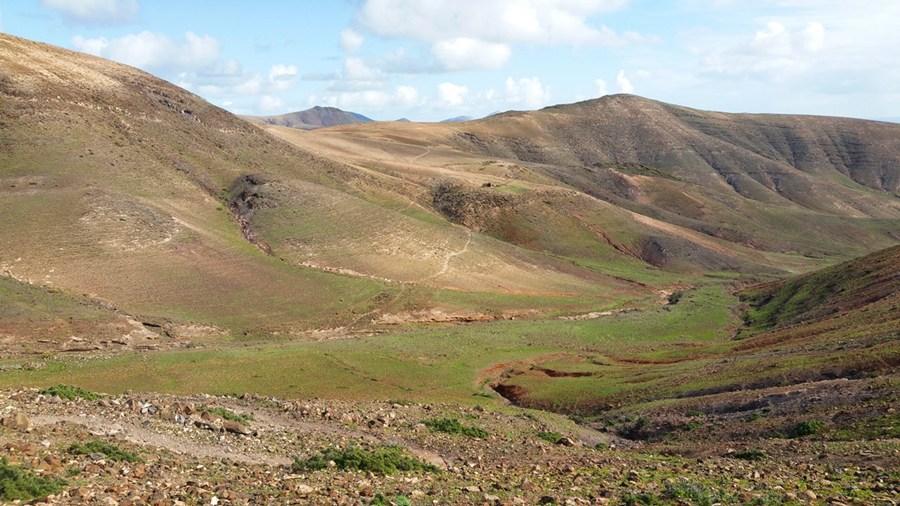 Wanderung rund um den Pico Redondo
