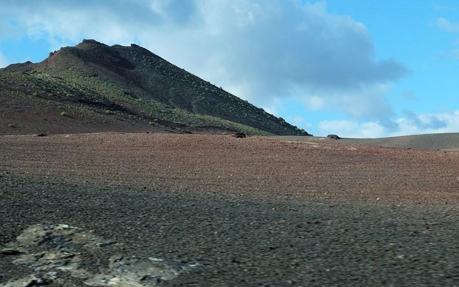 Feuerberge - Nationalpark auf Lanzarote
