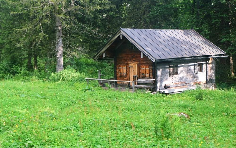 Unterwegs im Nationalpark Berchtesgadener Alpen