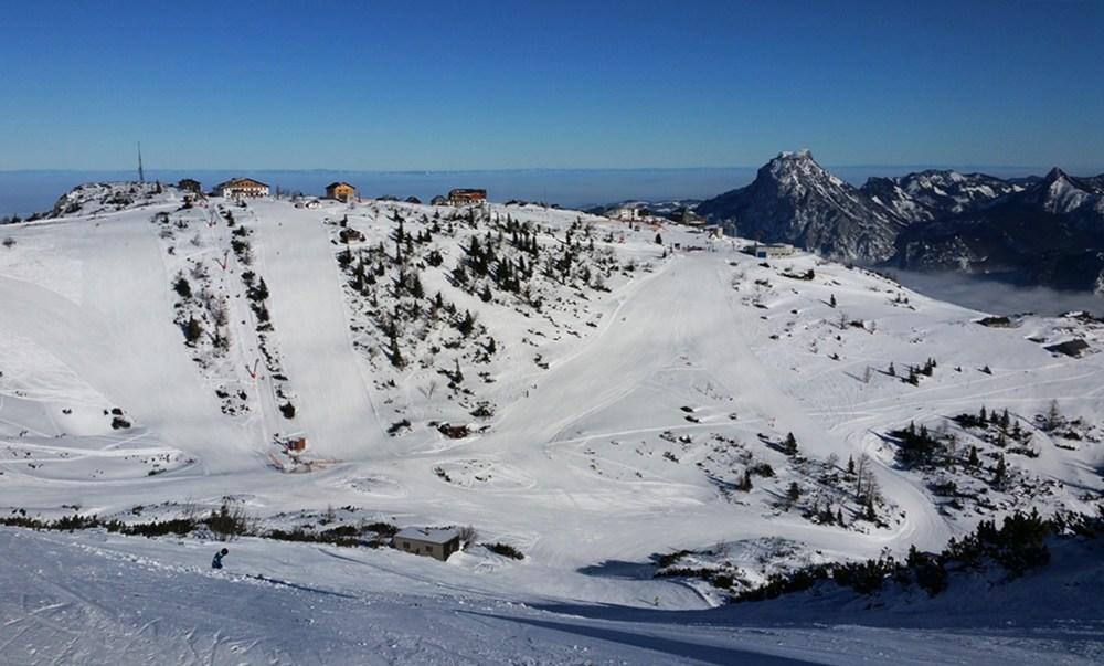 Skigebiet Feuerkogel