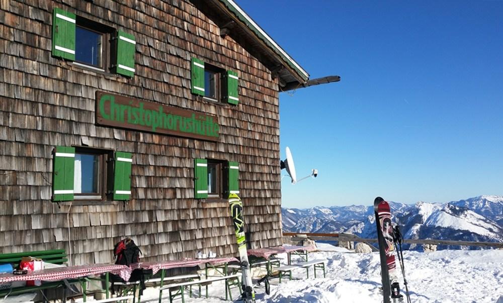 Christophorushütte am Feuerkogel