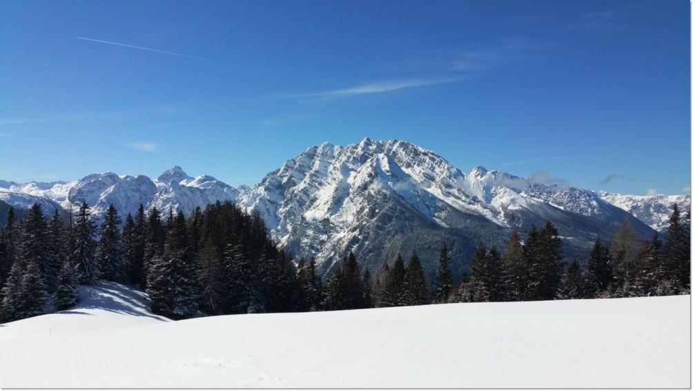 Berchtesgadener Alpen: Schneeschuhwanderung über das Königstal zum Stahl-Haus