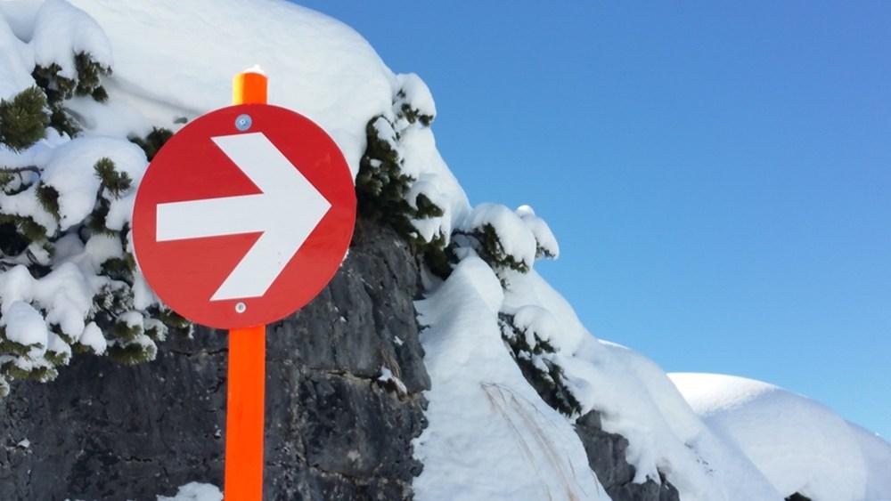 Wie du ängstlichen Skifahrern helfen kannst, die Angst loszuwerden