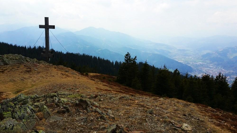 Gipfelkreuz Rennfeld bei Graz