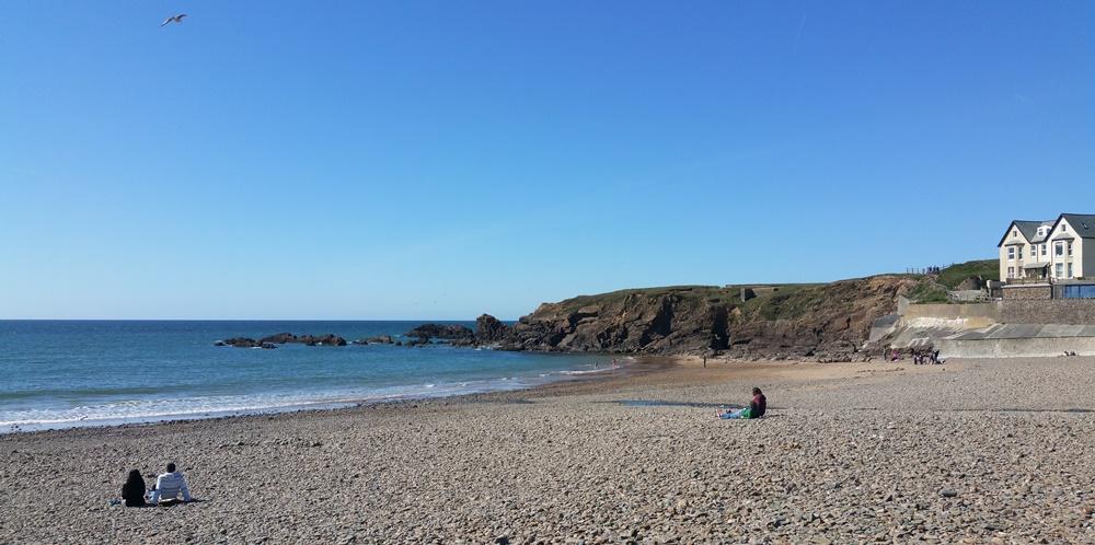 Strand bei Bude | Cornwall