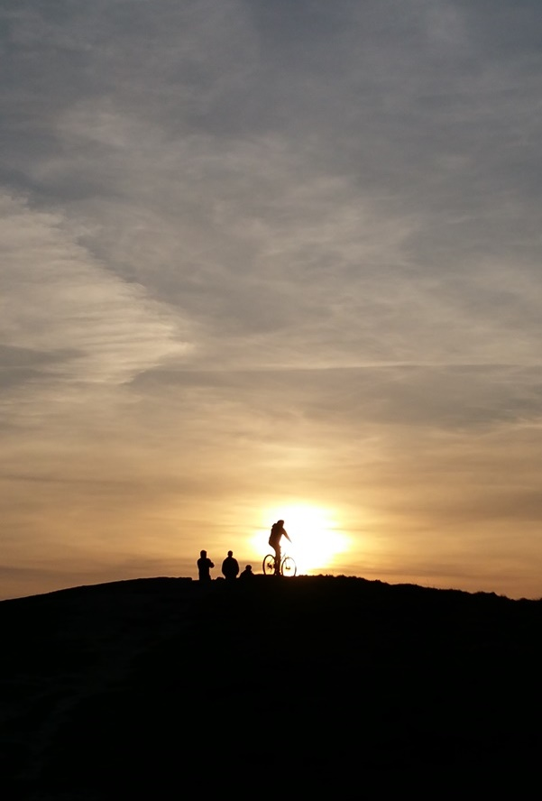Sonnenuntergang in Newquay | Cornwall, England