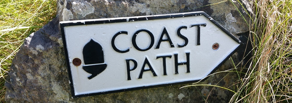 Cornwall mit Wanderschuh und Mietwagen – Lieblingsplätze südlicher Teil