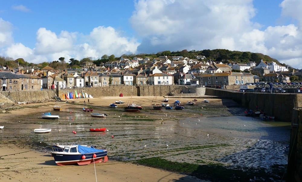 Am Morgen in Mousehole | Cornwall