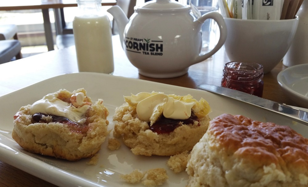 Cornish Cream Tea | Cornwall